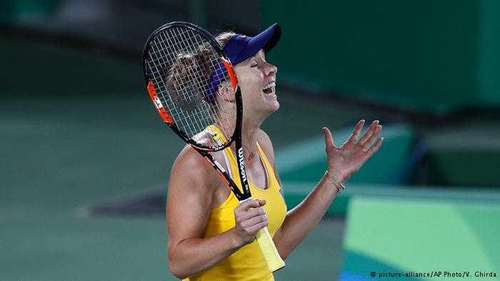 Рио-2016: Украинская теннисистка Свитолина обыграла первую ракетку мира