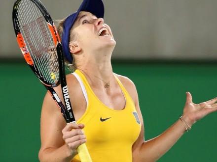 Е.Свитолина потеряла позиции в рейтинге WTA