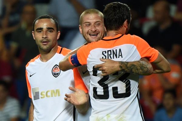Лига Европы. Победный старт «Шахтера» в Стамбуле