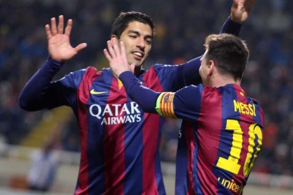 Нападающий «Барселоны» назвал Месси безоговорочным лидером