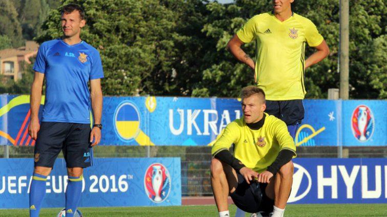 Андрей Ярмоленко сравнялся с Андреем Шевченко в списке бомбардиров чемпионатов Украины