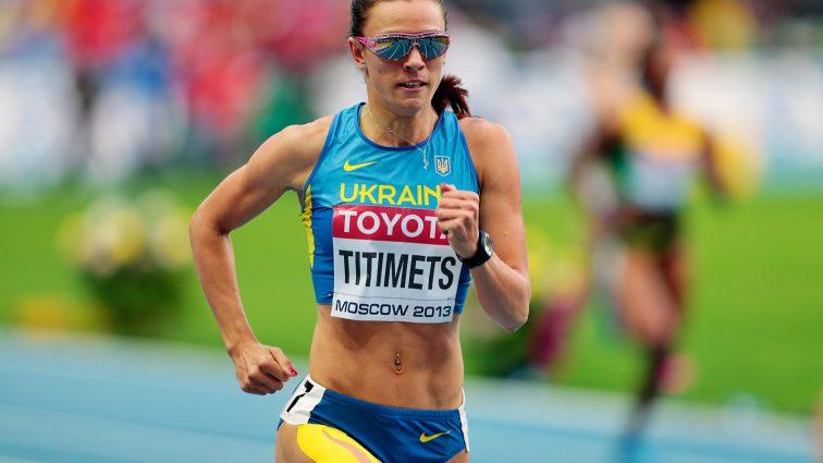 Легкая атлетика. 4 по 400 м с барьерами. Все украинки прекращают борьбу