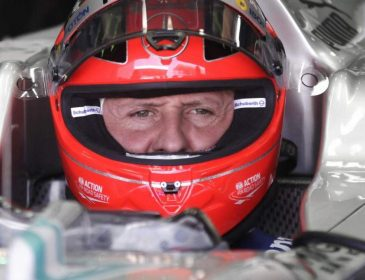 Шумахер восстанавливается после тяжелой черепно — мозговой травмы