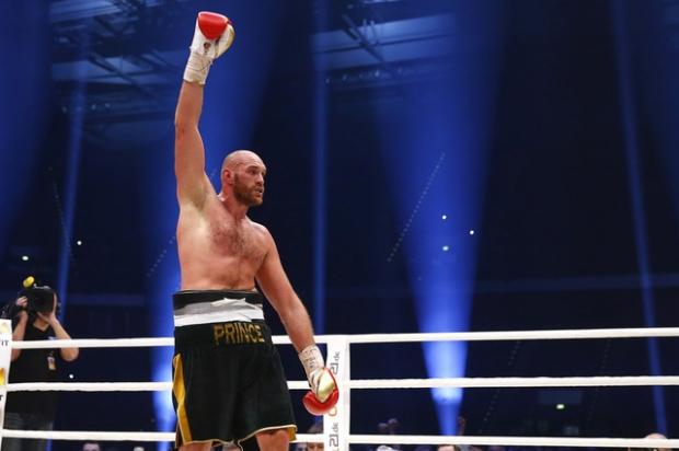 Команда Тайсона Фьюри подтвердила дату боя-реванша с Владимиром Кличко