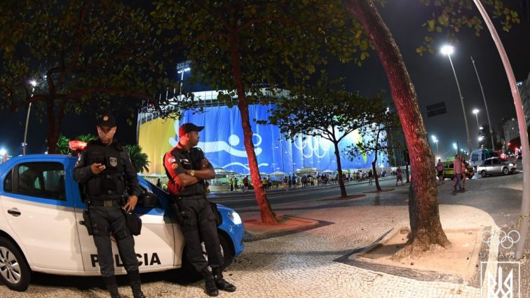 В Бразилии задержали подозреваемых в подготовке терактов во время Олимпиады