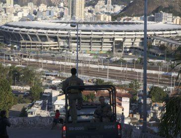 В Рио наркоторговцы обстреляли элитных полицейских с Олимпиады, которые случайно попали в дебри