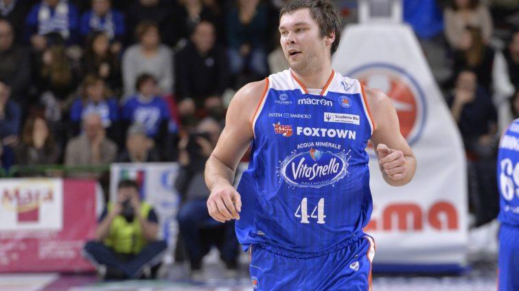 Капитан сборной Украины по баскетболу продолжит карьеру в Италии