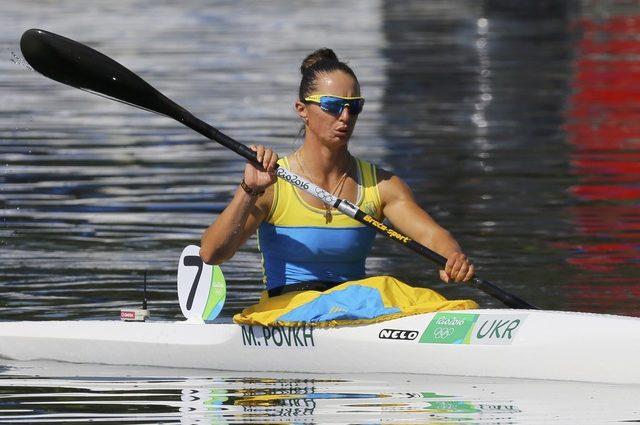 Рио-2016. Украинка Повх осталась за пределами Финала в гребле на байдарках