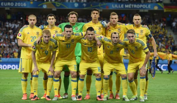 Сборная Украины сыграет против Косово в Болгарии или Турции
