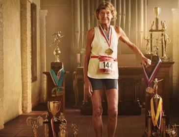 86-летняя монахиня стала лицом Nike (видео)