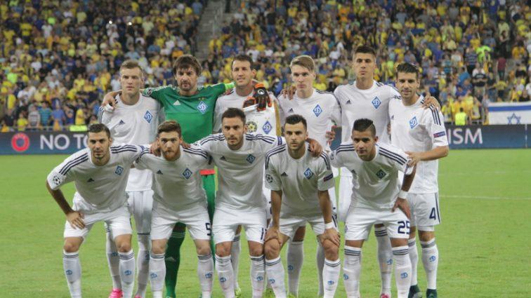 Динамо «узнало всех возможных соперников в Лиге чемпионов