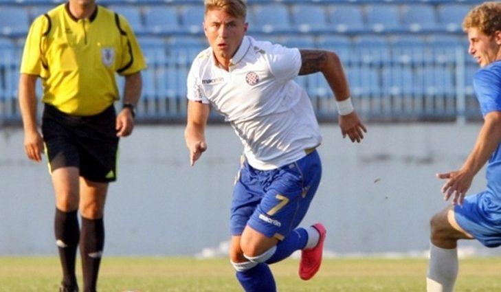 Украинского футболиста выгнали из хорватского клуба за пьянство