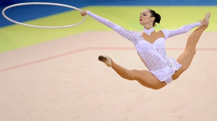 Гимнастка Ризатдинова: Я чувствовала, что сегодня Украина была со мной