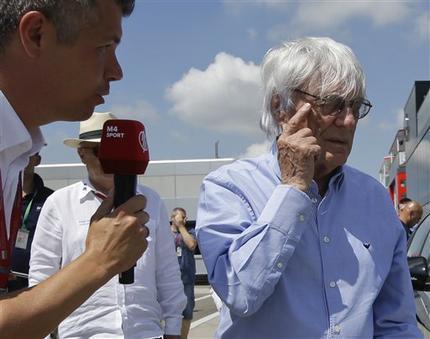 В Бразилии арестованы пилота промоутера «Формулы-1» по подозрению в организации похищения его тещи