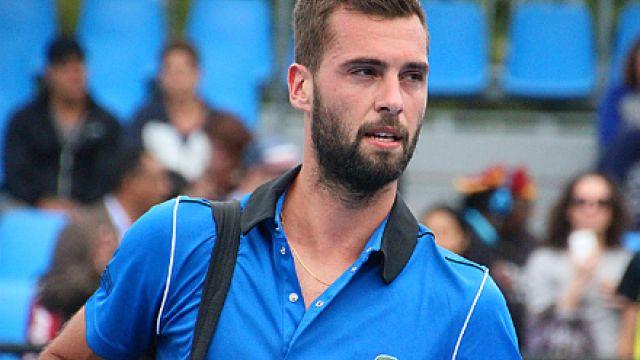 Французского теннисиста отчислен из сборной за неподобающее поведение