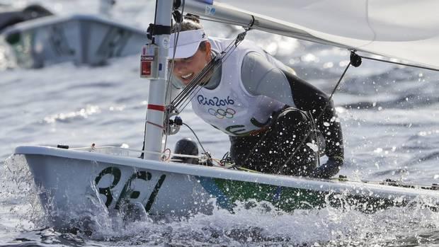Бельгийская яхтсменка отравился нечистотами в заливе Рио-де-Жанейро
