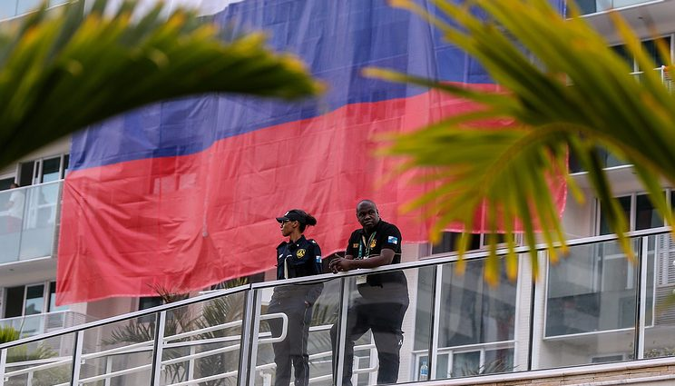 Олимпиада-2016: Российским тележурналистам в Рио предоставили отель без стен и обокрали