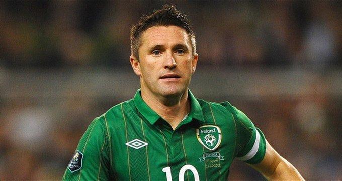 Робби Кин завершил карьеру в сборной Ирландии