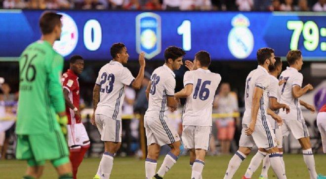«Реал» победил «Баварию» перед матчем за Суперкубок Европы