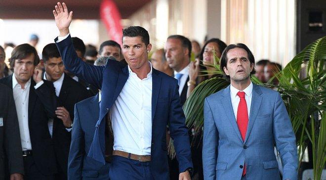 Роналду лаконично прокомментировал победу «Реала» в Суперкубке УЕФА