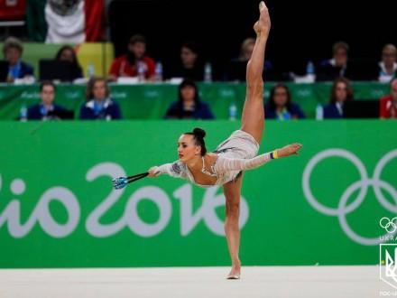 Украинская гимнастка Анна Ризатдинова вышла в финал Олимпийских игр