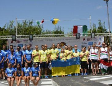 Украинцы завоевали Кубок Наций на турнире по гребле в Риме