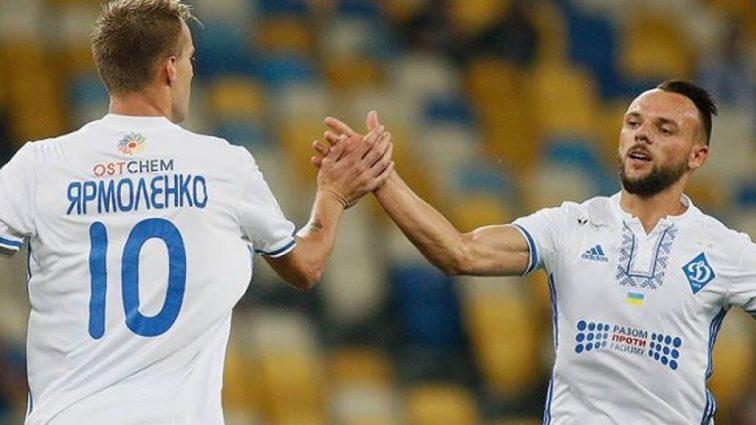 Игроки «Динамо» поздравили украинцев с Днем Независимости стихотворением Лины Костенко(видео)