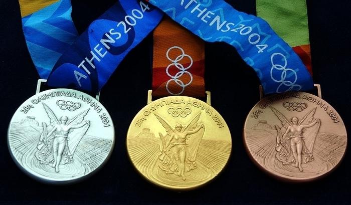 Названа стоимость олимпийского золота