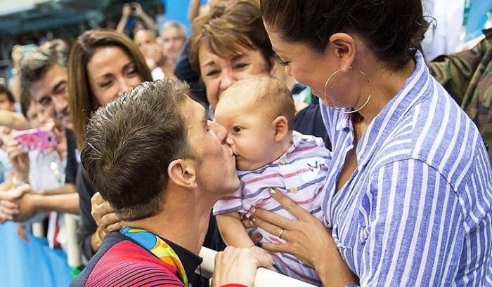 Сын Майкла Фелпса стал звездой Олимпиады 2016
