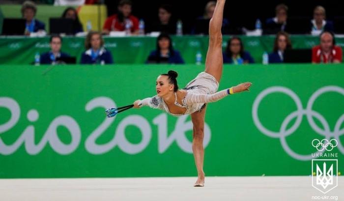 Украинская гимнастка Ризатдинова покорила Олимпиаду под песню Джамалы