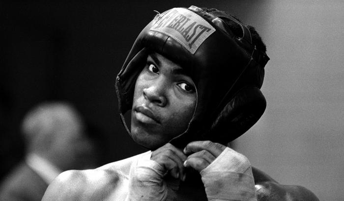 В США украли спортивную реликвию Мухаммеда Али