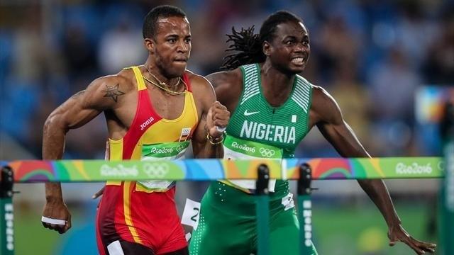 Сборная Нигерии получила форму в конце Олимпиады