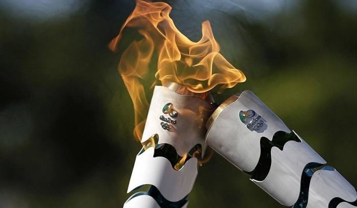 В сети показали Олимпиаду от античных времен до наших дней (ВИДЕО)
