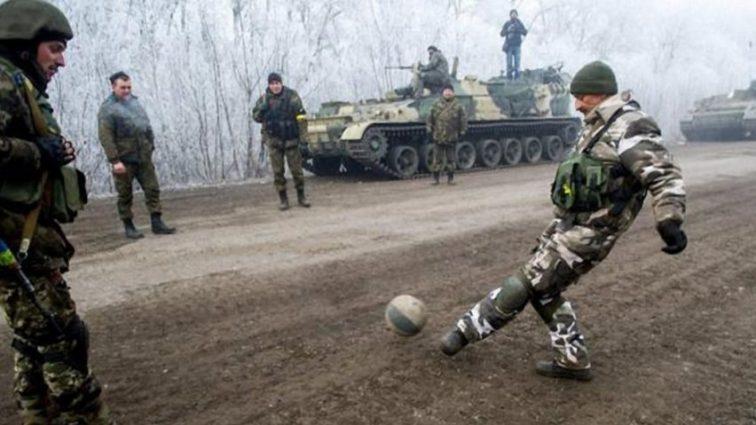 В Украине появится футбольный Кубок Героев АТО