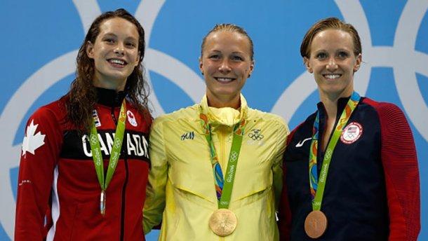 На Олимпийских играх установили три мировых рекорда