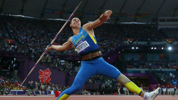 Через допинг украинского спортсмена лишили олимпийской медали