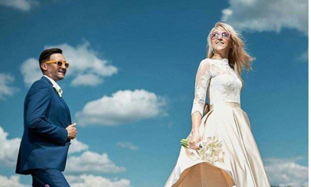 Свадьба известной парикмахерши и фотохудожника поразила Интернет