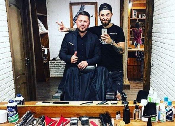 Футболист Егор Лугачев завершил карьеру, чтобы стать парикмахером
