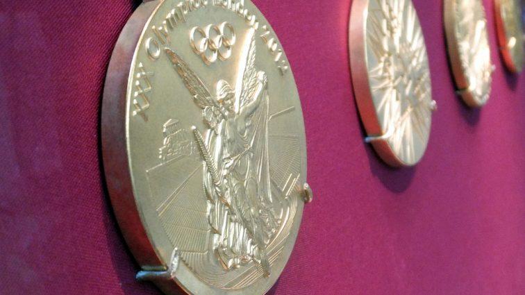 Скільки коштує золота олімпійська медаль
