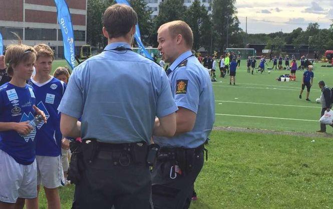 Детская футбольная команда из России жестоко избила соперников на турнире в Норвегии