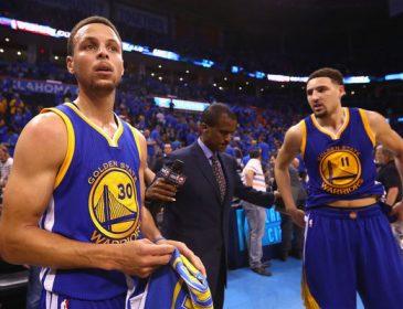 «Голден Стейт» выиграет все матчи следующего сезона в НБА
