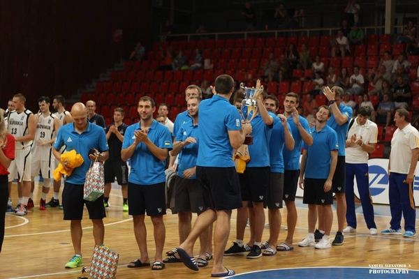 Три из трех. Итоги выступлений сборной Украины на турнире в Словакии