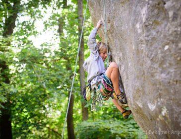 Украинский 11 — летний скалолаз установил новый рекорд