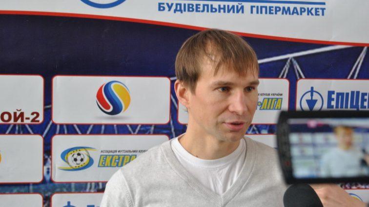 Виталий Одегов возглавил юношеские сборные Украины по футболу