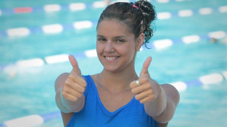 Украинская пловчиха получила две медали на этапе Кубка мира