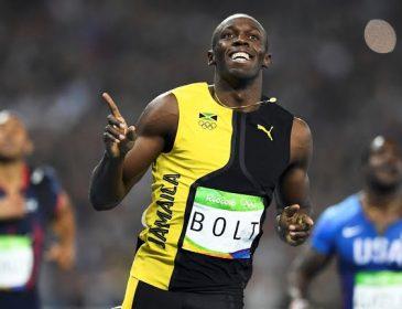Болт стал первым спринтером, выигравшим стометровку на трех Олимпиадах