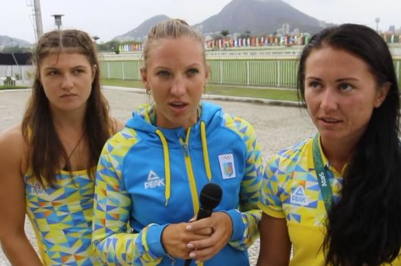 Украинские спортсмены обвинили министра спорта в проигрыше на Олимпиаде
