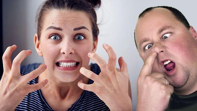 Что бесит женщин в мужчинах