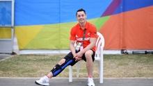 Подвиг олимпийца: выиграть первое место с разбитым коленом