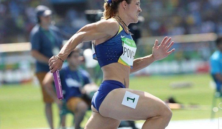 Запорожские спринтеркы едут из Рио без медалей